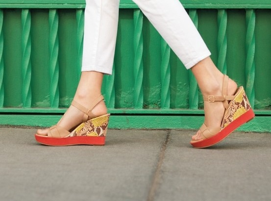 "A photo from Cole Haan's ""Wandering Soles"" Pinterest board"