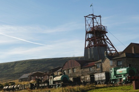 Wales' National Coal Museum: part of one of the organisations covered by the tender