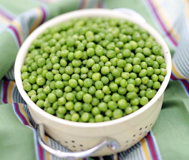 Yes Peas!: promoting the benefits of freshly frozen veg