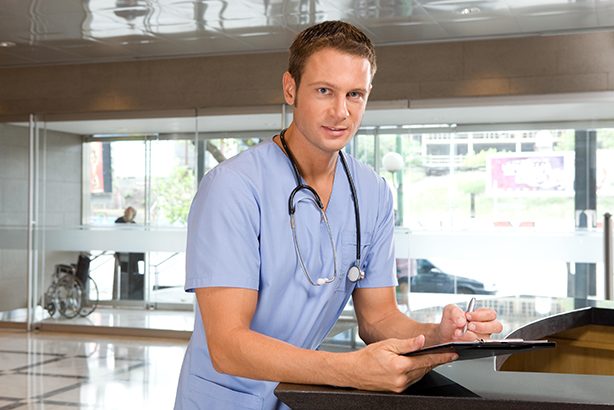 Millennial doctors want greater use of digital tools, the survey found (credit: Unlisted Images, Inc./Alamy)