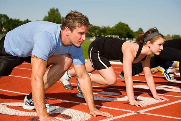 Campaigns to encourage fitness in Welsh young people are under scrutiny by the Senedd (pic credit: Brenda Carson/Thinkstock)
