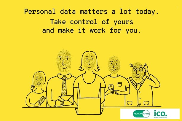 Your Data Matters: The Information Commissioner's Office has launched a GDPR awareness campaign