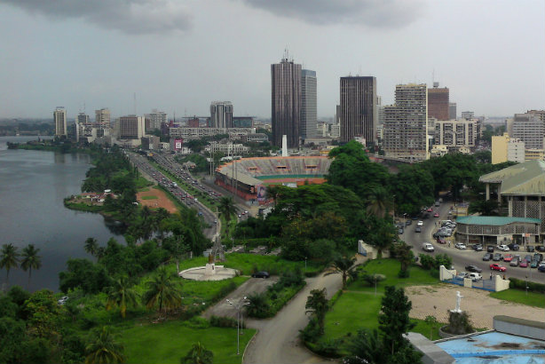 Abidjan: New office for UK-based agency (Credit: Maarten van der Bent via Flickr)