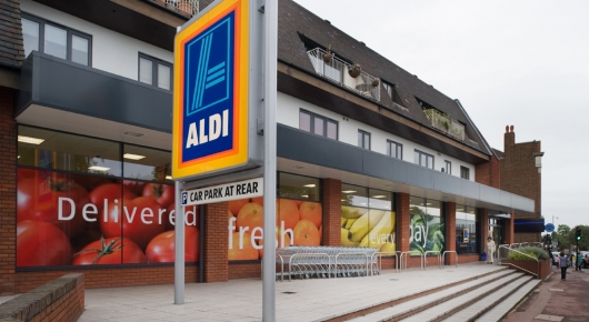 Aldi: New corporate PR agency for its UK business