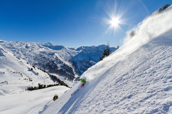 Samoëns: McCluskey International hired to help publicise the French Alps village