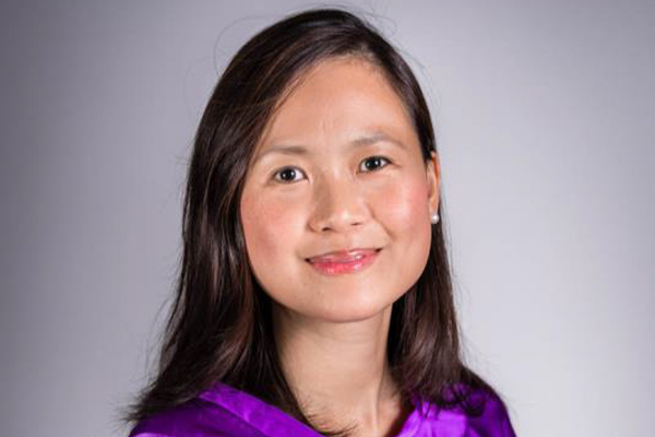 Amanda Cheung, director of marketing and communications for Grosvenor Asia