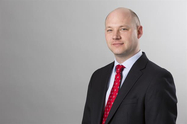 Andy Wales: Hired as corporate affairs director for Europe