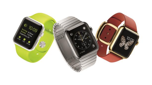 Apple's yet to be released Apple Watch
