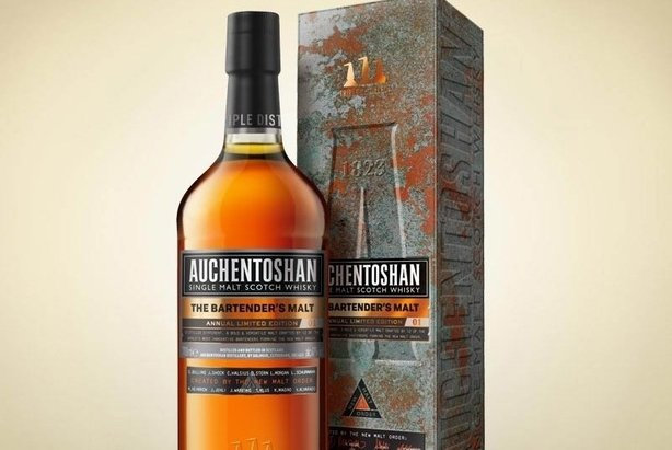 Auchentoshan is one of several spirits brands which appear to have deserted Twitter, says YesMore