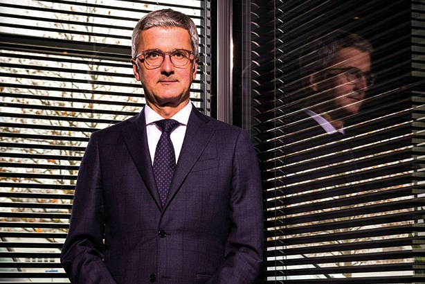 Audi chairman Rupert Stadler insists he's still a fan of diesel engines. Image via Julian Dodd