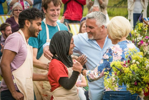 GBBO: Nadiya to work with freelance PR following Bake Off victory