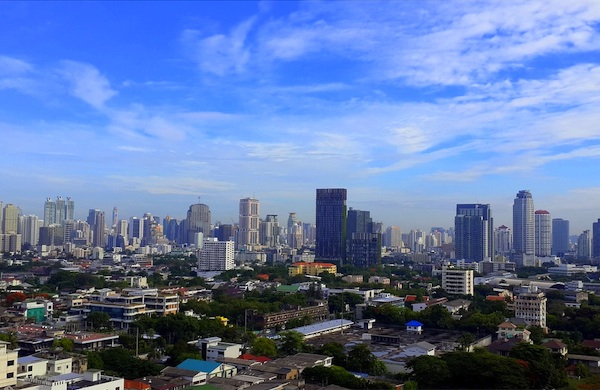 Bangkok in Thailand, judged the best place in the world to open a new business
