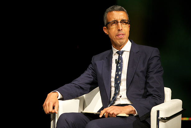 Kamal Ahmed: picture credit, Paul Hampartsoumian/REX Shutterstock