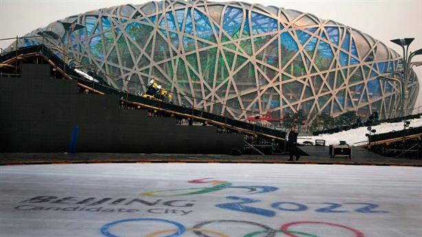 Beijing beat Almaty to host the 2022 games