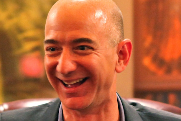 Jeff Bezos (Image via Wikimedia Commons).
