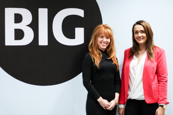 New appointments: Jessica McAndrew and Alice Ritchie join The Big Partnership