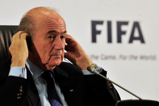 FIFA chief Sepp Blatter. (Image via Wikimedia Commons).