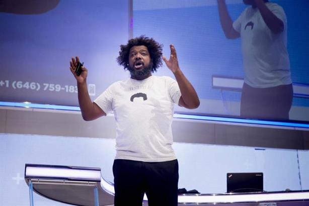 Bonin Bough at Dmexco