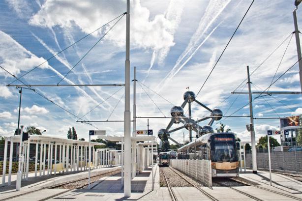 Arrival: Incisive comes to Brussels (Credit: Hernán Piñera via Flickr)