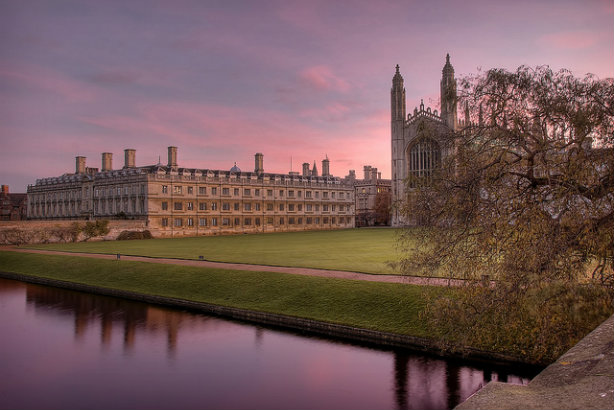 Cambridge: High on history, high on tech (credit: Alex Brown via Flickr)