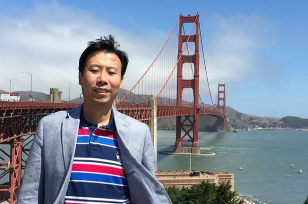 Jason Cao. (Image via a Hoffman Agency blog post).