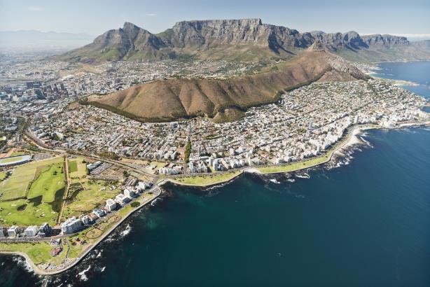 Cape Town. (Photo credit: Getty Images)