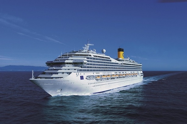 Carnival's Casa Fortuna. (Image via the company's press page).