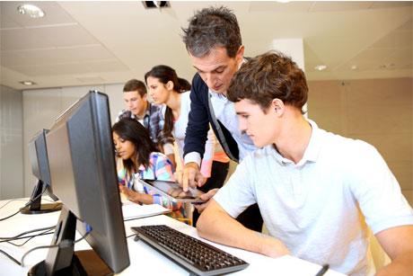 Targeting new talent: CIPR representatives have visited schools