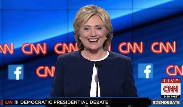 (Image via the Clinton campaign's Facebook page).
