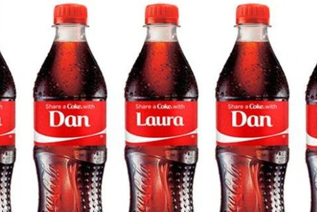 Share a Coke: Campaign won favour with Power Book entrants