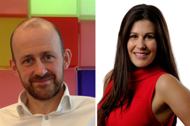New hires: Lee Findell and Sarah Gullo