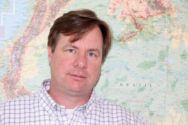 Paul Salaman, Rainforest Trust