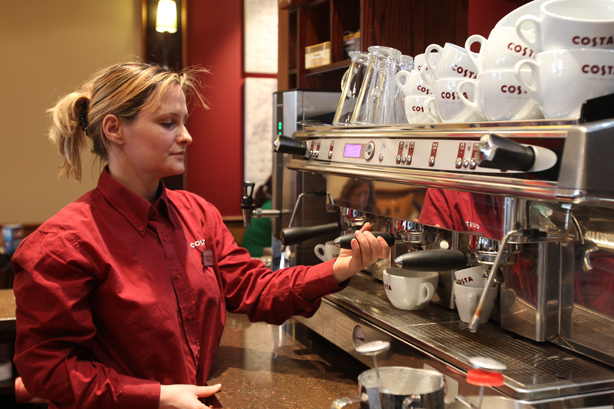 Costa Coffee: Reviewing its press office support (Pic credit: Creative Commons)