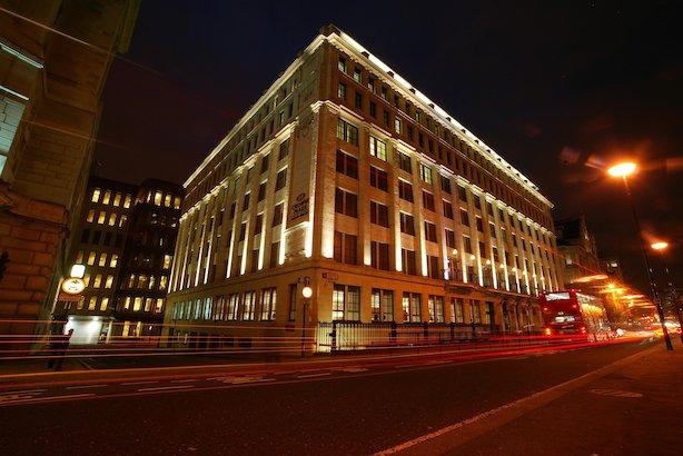 The Crowne Plaza, London