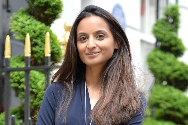 Farzana Baduel: Named 'Businesswoman of the Year' at the British Muslim Awards