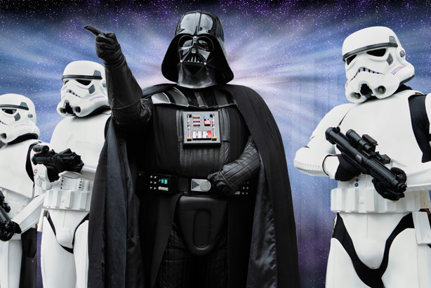 Darth Vader: More litigious than you'd expect