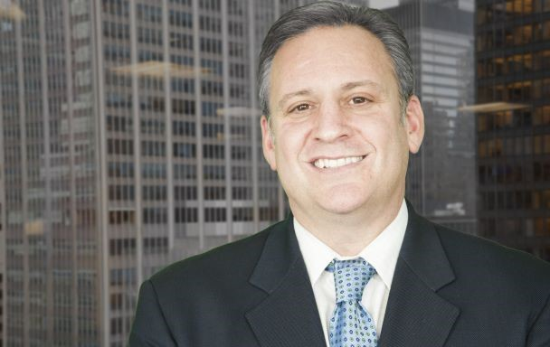 Business Wire COO Richard DeLeo