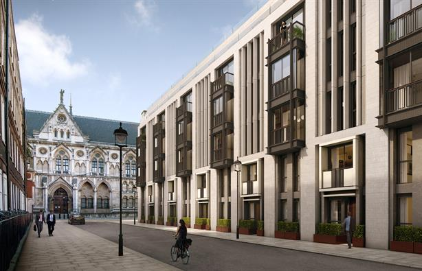 Lincoln Square: Luchford APM will publicise Lodha's London debut