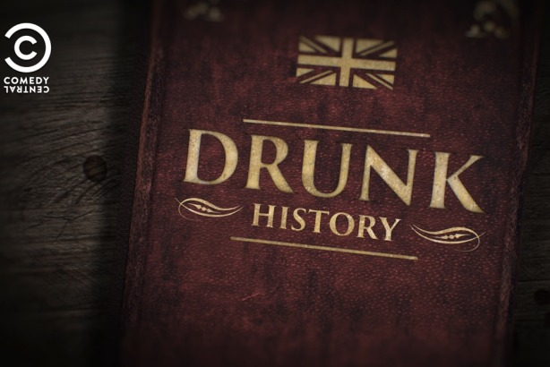 Drunk History: PrettyGreen appointed to promote Comedy Central TV series