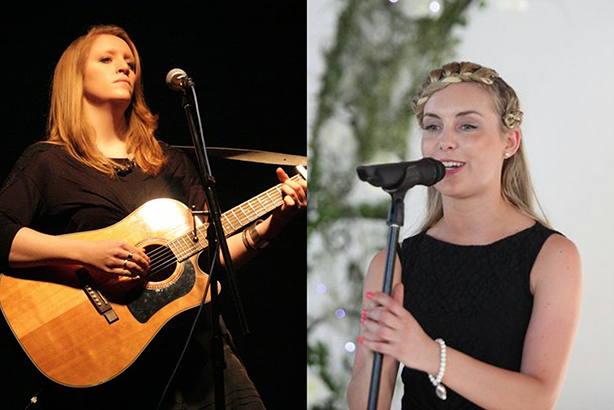 Creative duet: Ballantine Dykes (left) and Mountford