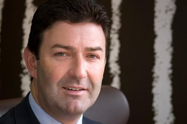 New McDonald's CEO Steve Easterbrook