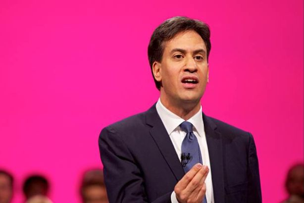 Ed Miliband: Criticises unpaid internships, particularly in 'highly prized' sectors such as the media