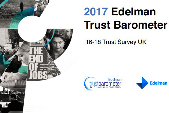 Teenagers fear Brexit legacy and pace of social media, Edelman Trust Barometer finds