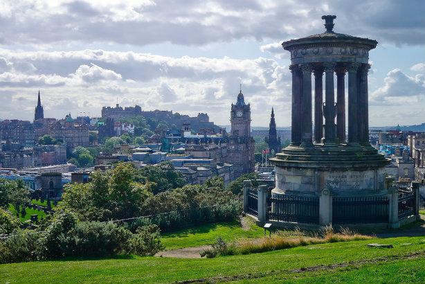 Edinburgh: the home of Acumen since it was set up 13 years ago (credit: Moyan Brenn, Flickr)