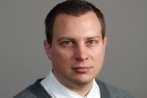 PRWeek news editor Frank Washkuch