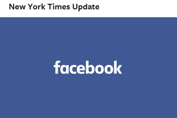 Screenshot via Facebook Newsroom