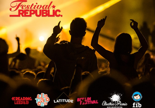 "Festival Republic: Impressed by John Doe's ""fresh approach and creative ideas"""
