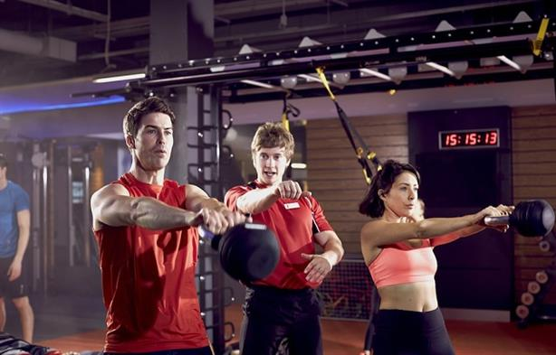 Fitness First: Going from blue to red in £225m global rebrand