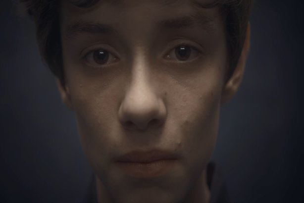 The actor playing Breck Bednar in the new film (credit: Affixxius Films/Leicestershire Police)