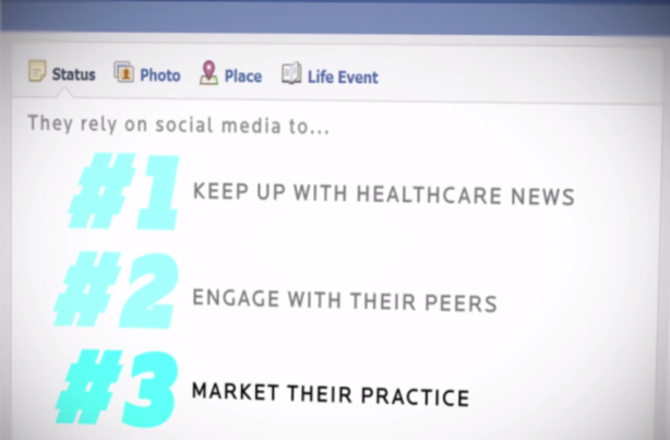 MSLGROUP recently curated research on top ways physicians use social media.